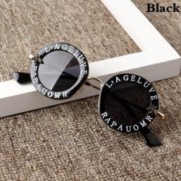 Steampunk Metal Bee okulary przeciwsłoneczne dla dzieci chłopcy dziewczęta luksusowe Vintage okulary przeciwsłoneczne dla dzieci