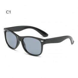 XojoX okulary przeciwsłoneczne dla dzieci spolaryzowane moda dla dzieci okulary przeciwsłoneczne ultra-miękkie silikonowe bezpie