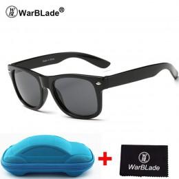 WarBLade okulary przeciwsłoneczne dla dzieci okulary przeciwsłoneczne dla dzieci chłopcy dziewczęta okulary UV 400 ochrona z fut