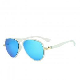 Iboode śliczne gogle dzieci cukierki kolorowe okulary przeciwsłoneczne chłopcy dziewczęta Ultralight dzieci okulary przeciwsłone