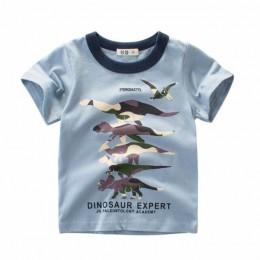 Orangemom nowy 2020 letnia odzież dziecięca chłopcy z krótkim rękawem T-shirt dziecięca bluza dziecięca bawełniana odzież chłopi