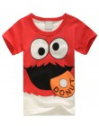 Gorąca sprzedaż nowe słuchawki projekt T shirt chłopcy dzieci z krótkim rękawem topy T-shirt koszulki 100% bez bawełny wysyłka