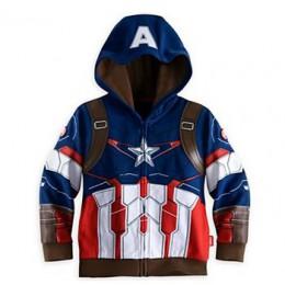 The Avengers Boy bluzy kapitan ameryka Iron Man Batman kucyk little pony Spider-płaszcze męskie dla chłopców z pełnym rękawem dl
