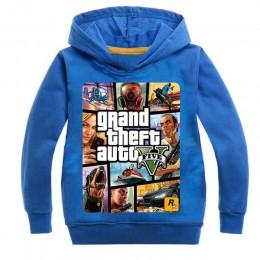Chłopcy znosić dla dziewczynek gorąca sprzedaż Gta 5 bluzy Street Fight z Gta 5 kostiumy ubrania dla dzieci dzieci nastolatki bl