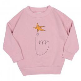 W magazynie BO dzieci 2019 jesień maluch chłopiec bluzy dziewczynka bluza kreskówka chłopiec ubrania dla dzieci Clotning dziewcz