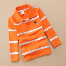 2019 chłopcy bluzy chłopięce bluzy letnia jesień dzieci wiosna zima sweter w paski koszulki z długim rękawem dla dzieci odzież b