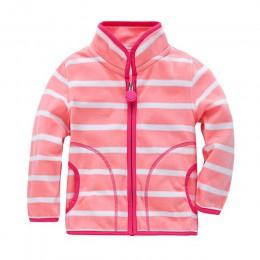 Nowe mody wiosna jesień chłopcy dziewczęta bluzy z polaru dziecięca odzież wierzchnia kurtki dziecięce bluzy sportowe bluzy z ka