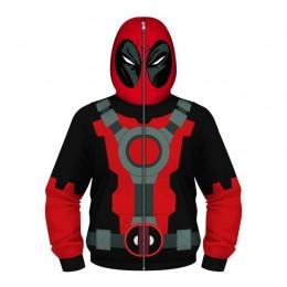 Nowe chłopięce kurtki odgrywanie ról Avengers kapitan ameryka iron Man gwiezdne wojny darth vader Spiderman chłopcy bluza bluzy