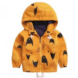 Benemaker zimowe kurtki z polaru dla chłopca wykop odzież dziecięca 2-10Y z kapturem ciepłe kurtki wiatrówka dla dzieci dzieci p