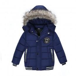 Kurtka dla chłopców 2019 jesień kurtka zimowa dla chłopców kurtka dla dzieci dzieci z kapturem ciepłe kurtki płaszcz dla chłopca