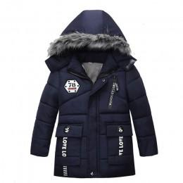 2019 moda chłopcy kurtki zimowe odzież dziecięca kurtki odzież dziecięca płaszcze baby boy odzież płaszcze bawełniane