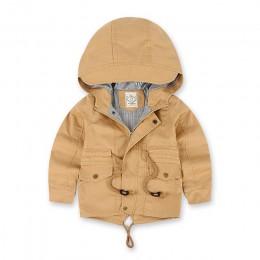 Dzieci zimowe polarowe kurtki outdoorowe dla chłopców z kapturem ciepłe dzieci chłopiec odzież wierzchnia wiatrówka jesień Casua