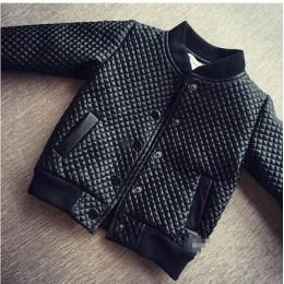 2020 dzieci jesień zima ubrania kurtka dla dzieci dla dziecka chłopcy odzież wierzchnia dla dzieci PU płaszcz skórzany czarny ma