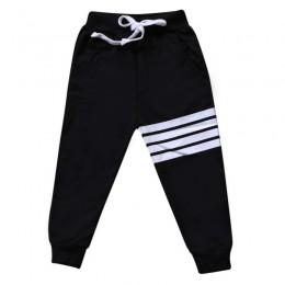 Spodnie dla dzieci chłopcy na co dzień spodnie dla dzieci odzież dla chłopców z bawełny długie spodnie dla niemowląt chłopcy odz