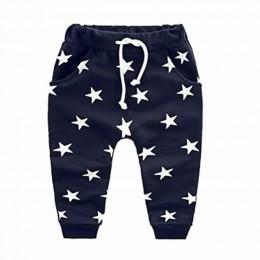 2020 spodnie chłopięce dzieci wiosna Autum ubrania dla dzieci spodnie harem dla chłopca spodnie Size70 ~ 140 bawełna star fashio