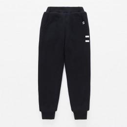 Chłopięce spodnie zimowe sportowe ciepłe spodnie berberyjski polar dzieci grube spodnie dziecięce długie spodnie dla 4-14 lat dz