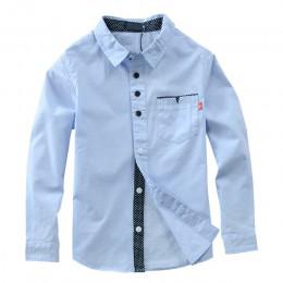 1 sztuk Hot sprzedaż dzieci chłopców koszule bawełniane stałe koszulki dla dzieci odzież dla ubrania marki top dziecięcy moda ch