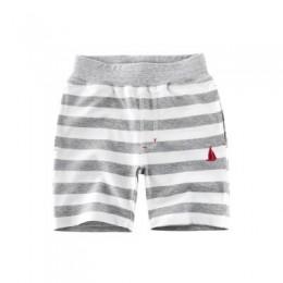 Loozykit 2019 moda Stripe szorty bawełniane spodnie dla dzieci spodnie dla dzieci dla chłopców tornidity plaża luźne spodenki ro