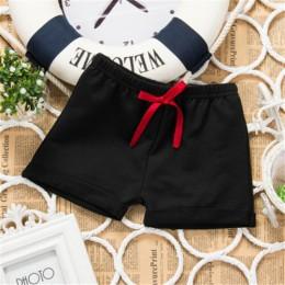 Bawełniane spodenki dla chłopca solidne spodenki dla dzieci PP spodnie letnie cienkie ubranka dla chłopca modne spodenki dla nie
