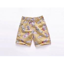 2019 PPXX letnie spodenki chłopięce plażowe kąpielówki szybkoschnące chłopięce spodenki dziecięce spodnie dla dzieci stroje kąpi