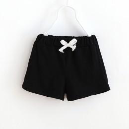 Letnie spodenki dziecięce bawełniane szorty dla chłopców dziewczęce spodenki dziecięce majtki dziecięce krótkie spodenki plażowe
