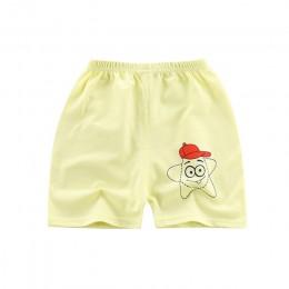 Dla dzieci chłopcy spodenki dziewczyny lato bawełna rysunkowy rekin cienkie dzieci noszą spodnie 1 2 3 4 5 lat ubrania dla dziec