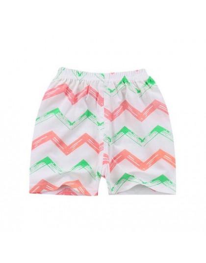 1PC dziecko szorty dla chłopców dziewczęce spodnie letnie 0-4T dzieci dziecko bawełna spodenki spodnie Cartoon dzieci krótkie sp