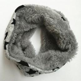 New circle winter scarf infinity baby scarfs five star Bib Boys girls cotton kids scarf children scarf soft ring warm Scarves