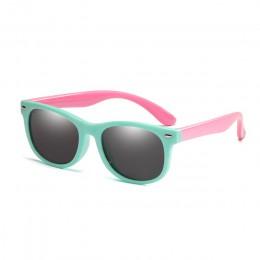 Długi Keeper nowe spolaryzowane okulary przeciwsłoneczne dla dzieci chłopcy dziewczęta niemowlę modne okulary słoneczne UV400 ok