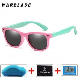 Dzieci dzieci spolaryzowane okulary chłopcy dziewczyna dziecko niezniszczalny silikonowe okulary ochronne UV400 okulary dziecko