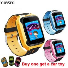 Dla dzieci zegarki dla dzieci GPS zegarek z GPS lokalizacja połączenia SOS pozycji latarka aparat zegarki dla dzieci z prezenty