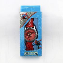 Dzieci Cartoon Batman dzieci oglądaj Spiderman Ben 10 Supreman dziecięcy zegarek chłopcy skórzany pasek kwarcowy zegarek Reloj N