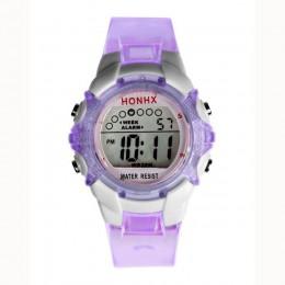 5001 wodoodporne dzieci dziewczyny cyfrowy LED Alarm kwarcowy data sport Wrist Watch relogio reloj New Arrival Freeshipping Hot