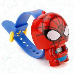 Avengers Iron Spiderman zegarek dla dzieci Batman Kitty elektroniczne kreskówki dziecięce zegarki dla studentów chłopców dziewcz