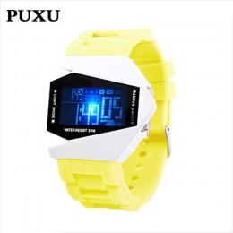 Dzieci sportowe opaski na rękę chłopiec życie wodoodporny zegar mężczyźni kobiety moda Luminous elektroniczny ruch studentów zeg
