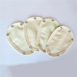 4 sztuk/zestaw body niemowlęce kombinezon pieluchy wydłużają przedłużenie przedłużenia bawełny solidny miękki kombinezon Extende