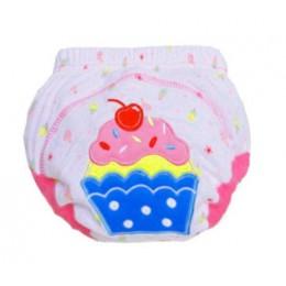 1 sztuk śliczne pieluchy dla dzieci pieluchy wielokrotnego użytku pieluchy z tkaniny zmywalne niemowlęta dzieci dziecko bawełnia