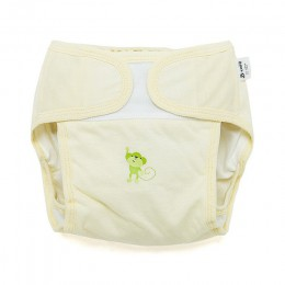 Pieluchy wielokrotnego użytku bawełniane pieluszki tekstylne pieluszka dla niemowląt spodnie treningowe regulowany rozmiar wodoo