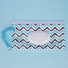 Ekologiczne chusteczki nawilżane torba kosmetyczka łatwe do przenoszenia chusteczki na zatrzaski pojemnik sprzęgło i chusteczki