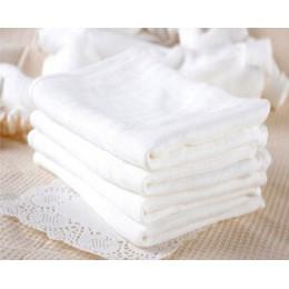 5 sztuk/partia 100% bawełna Baby gaza pieluchy dla noworodka pieluszka dla niemowląt zmiana 60x50 cm zmywalne miękkie ręczniki d