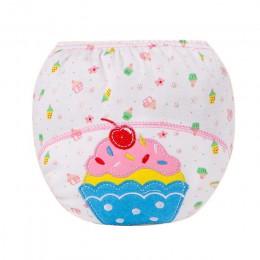 Pieluchy dla dzieci ściereczka wielokrotnego użytku pieluchy wodoodporne noworodka pieluchy bawełniane zmywalne spodnie treningo
