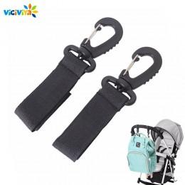 2 sztuk haczyki do wózka dla osób poruszających się na wózkach inwalidzkich wózek spacerowy wózek wieszak na torbę wózki dziecię