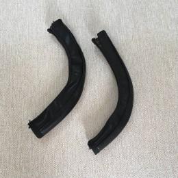 2 sztuk/zestaw wózek akcesoria do wózka dziecinnego skórzane etui uchwyt wózek inwalidzki podłokietnik wózka dziecięcego etui oc