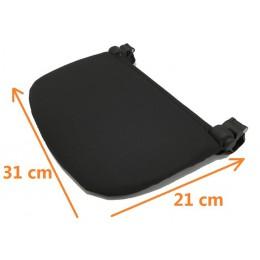 Wzrost jakości akcesoria dla wózków dziecięcych podnóżek dla Babyzenes Yoyo Yoya YuYu podnóżek wózki dziecięce 15cm lub 21cm stó
