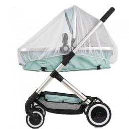 Wózek dziecięcy moskitiera sieć na owady akcesoria bezpieczna siatka Buggy szopka koszyk siatkowy moskitiera wózek na całą okład