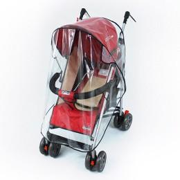 Uniwersalne wózki spacerowe wodoodporna pokrywa akcesoria dla dzieci osłona przeciwdeszczowa akcesoria dla wózków dziecięcych pr