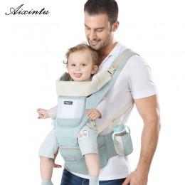 Ergonomiczne noworodki nosidełko dla dziecka niemowlę plecak dla dzieci Hipseat Sling przodem do świata kangur otulaczek dla dzi