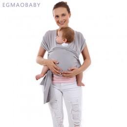 EGMAOBABY Baby z nosidełkiem dla noworodków miękki otulacz dla niemowląt oddychający materiał Hipseat karmienie piersią narodzin