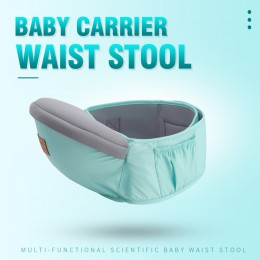 Nosidełko dla dziecka talia stołek chodziki chusta do noszenia dzieci podtrzymujący pas biodrowy plecak Hipseat pas dzieci regul