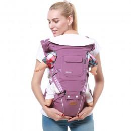 """Gabesy nosidełko dla dziecka ergonomiczny nosidełko plecak Hipseat dla noworodka i zapobieganie nogom typu """"o"""" sling baby kangur"""